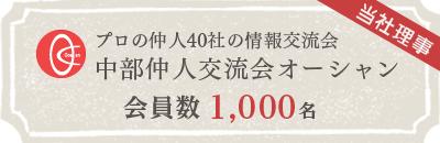 日本結婚相談業組合(当社理事)*会員数1,000名